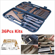 36X Car Audio Door Panel Install Tool Moulding Trim Dash Stereo Remove Pry Tools