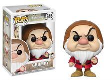 Funko POP! Disney Snow White GRUMPY (BRONTOLO) #345 Vinyl Figure