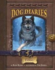Dog Diaries #4: Togo by Kate Klimo c2014, NEW Paperback, We Combine Shipping