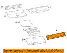 FIAT OEM 14-17 500L-Door Sill Plate 5NG14JXWAA