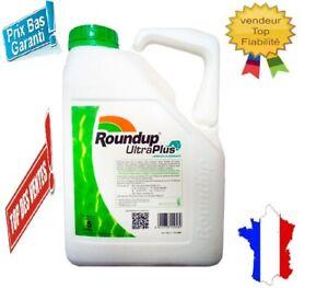 Désherbant roundup ultraplus 360 herbicide pour Professionnel 5L ENVOI MEME JOUR