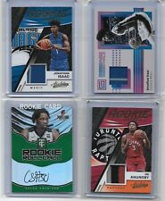 2017-18 Panini Absolute OG Anunoby RC Patch Rookie Card /25 Toronto Raptors