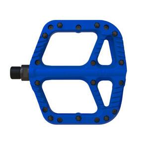 OneUp Components Comp platform pedals, blue