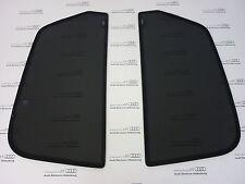 Audi Sonnenschutz Audi A6 Avant Modell 4G/C7, 2er-Set für Türscheiben hinten