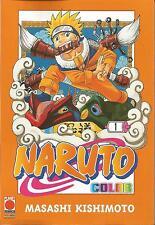 Naruto Color N° 1 - Planet Manga - Panini Comics - ITALIANO NUOVO #NSF3