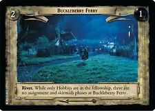LoTR TCG FoTR Fellowship Of The Ring Buckleberry Ferry FOIL 1U330