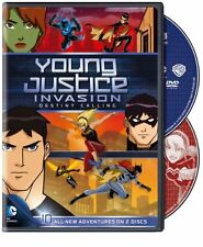 Young Justice: Invasion - Destiny Calling (DVD, 2013, 2-Disc Set)