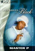 Journeys in Black: Master P (DVD, 2003) New, from BET Network