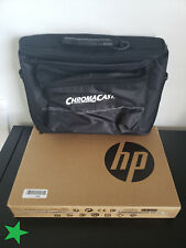 HP Chromebook 14-inch Laptop 180-Degree Hinge, HD, AMD DualCORE +Bag 14-db0050nr