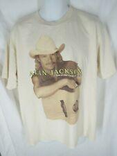 Vintage 90s Alan Jackson Mens Size XL XLarge Short Sleeve High Mileage Shirt