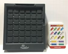 Thinkfun RUSH HOUR Logic Game Replacement Pieces Parts CARDS & BOARD Think Fun