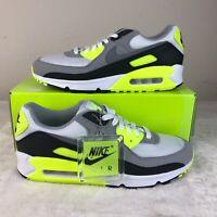 Nike Air Max 90 OG Volt 2020 Release Running Shoes CD0881-103 Men 8.5 Womens 10