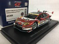 1/43 EBBRO 45369 TOYOTA PRIUS apr GT SUPER GT300 #31 2015 Rd.8 Motegi Winner