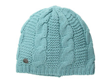 Obermeyer Women's Cable Knit Hat  Clsssic Fit Beanie 18032 Laguna Cay One Size