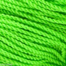 YoYoFactory Type 6 100% Polyester Strings - Neon Green - 100 Pack