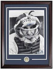 Yogi Berra Signed Inscribed HOF 72 16x20 Photo YANKEES LE /50 RARE Steiner COA