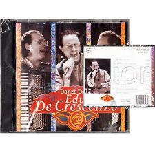 "EDUARDO DE CRESCENZO ""DANZA DANZA"" RARO CD 1993"