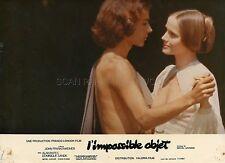 DOMINIQUE SANDA STORY OF A LOVE STORY  1973 VINTAGE PHOTO ORIGINAL