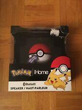 Pokémon Pokeball Replica iHome Bluetooth Speaker