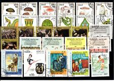 Lot Briefmarken stamps Laos o (970)