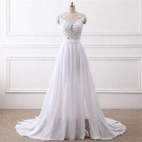 Spitze A-Linie Brautkleid Hochzeitskleid Kleid Braut Babycat collection BC804 M