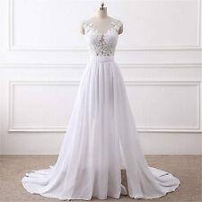 Spitze A-Linie Brautkleid Hochzeitskleid Kleid Braut Babycat collection BC804 38