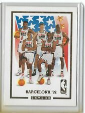 USA OLYMPIC Basketball Team Limited Single Cards 1992-1994 Michael Jordan
