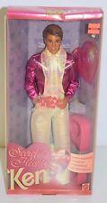 Secret Hearts Ken 1992 Valentine Barbie Doll Collectible Mattel 7988 NRFB
