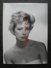 Pressefoto Foto Hildegard Knef Das Mädchen aus Hamburg 1958