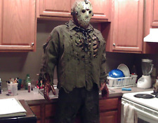 New Blood Jason CHAIN Myers Prop Halloween Friday the 13th NOT Mask Costume