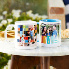 Personalize Ceramic Mug Make Your Own Mug With Custom Image Christmas Gift