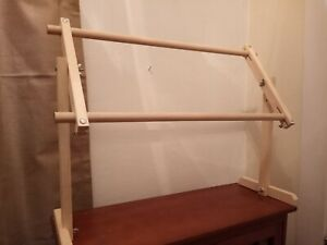 Adjustable Lap & Table Stand with Scroll Frame, excellent condition