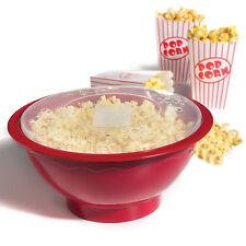 Norpro 562 Microwave Popcorn Popper Maker 10 Cups, Make light Fluffy Popcorn