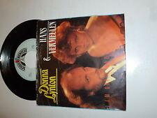 "DONNA LYNTON & HANS VERMEULEN - I Am but a fool - 1986 Dutch 7"" Juke Box Single"