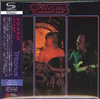 TRITONUS-S/T-JAPAN MINI LP SHM-CD H25