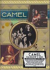 CAMEL-Rainbow 's End-a Camel Anthology 1973-1985, 4 CD BOX SET NEW