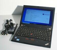 Lenovo ThinkPad x230 I7-3520M 2,9 Ghz 4 Go 500 Go HDD 2325-UT8 Windows 10 3G