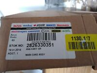 Genuine Asciugatrice BEKO ARCELIK Grundig Blomberg Condensatore 2807960400 8uF.