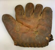 Wilson 654 Luke Appling Chicago White Sox Baseball Glove Mitt RHT 1930s Vintage