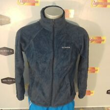 COLUMBIA Fleece Sweatshirt Long Sleeve Sweater Blouse Jumper Pullover Tops CoaT