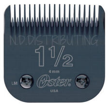 Oster Titan # 1 1/2 Diamox Detachable Clipper Blade #76918-676 76, Powerline NEW