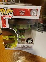 Funko POP! WWE Wave 11 Vinyl Figure - NAOMI (Glow in Dark) *Chase* #75 - New