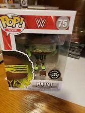 Funko POP! WWE Wave 11 Vinyl Figure - NAOMI (Glow in Dark) *Chase* #75 - New
