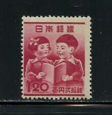 R126 Japan 1948 Children education 1v. MNH