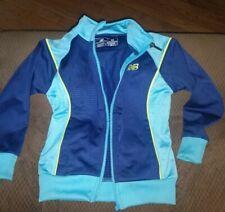 New Balance Youth Zip Front Jacket Size 4