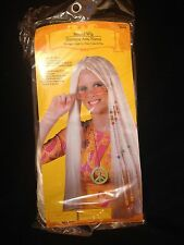 Brand New 33 Inch Blonde Braided Wig