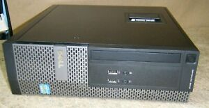 DELL OPTIPLEX 3010 Intel i5-3470 3.2Ghz Desktop 8Gb RAM 120Gb SSD WIN 10 WIFI