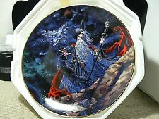 Royal Doulton Franklin Mint Dragon Star Fine Bone China Plate B4 Markdown