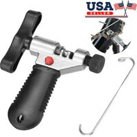 Bike Chain Tool with Hook Bicycle Repair Splitter Breaker Pin Remover Lumintrail