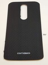 Rear Battery Cover Casing Motorola Droid Turbo 2 XT1585 Verizon Phone OEM #502